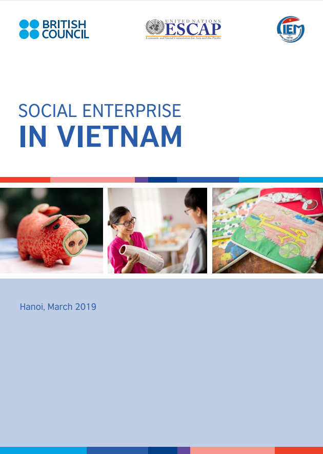 Publication: Social Enterprise in Vietnam